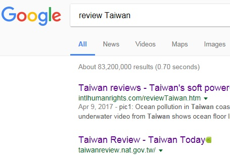 review Taiwan